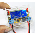 DC-DC Adjustable Step-down Power Supply Module Voltage Current With LCD Display With Case