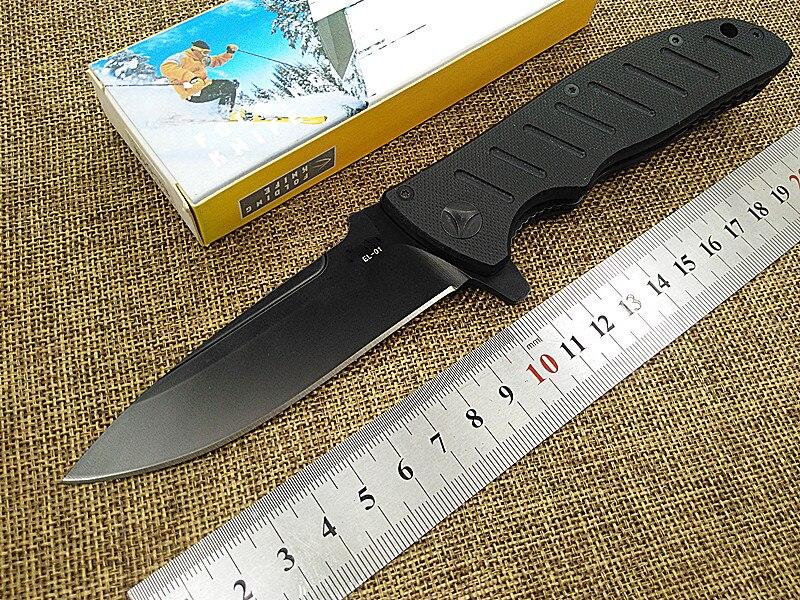 New font b tactical b font folding font b knife b font camping hunting survival pocket