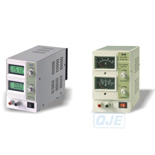 Fast arrival  QJ2002A 20V 2A DC Variable Power Supply 220V,Single channel 0 ~ 20V, 0 ~ 2A resolution of 10mV, 1mA