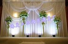 Top selling elegance wedding backdrops for wedding decoration, wedding accessories