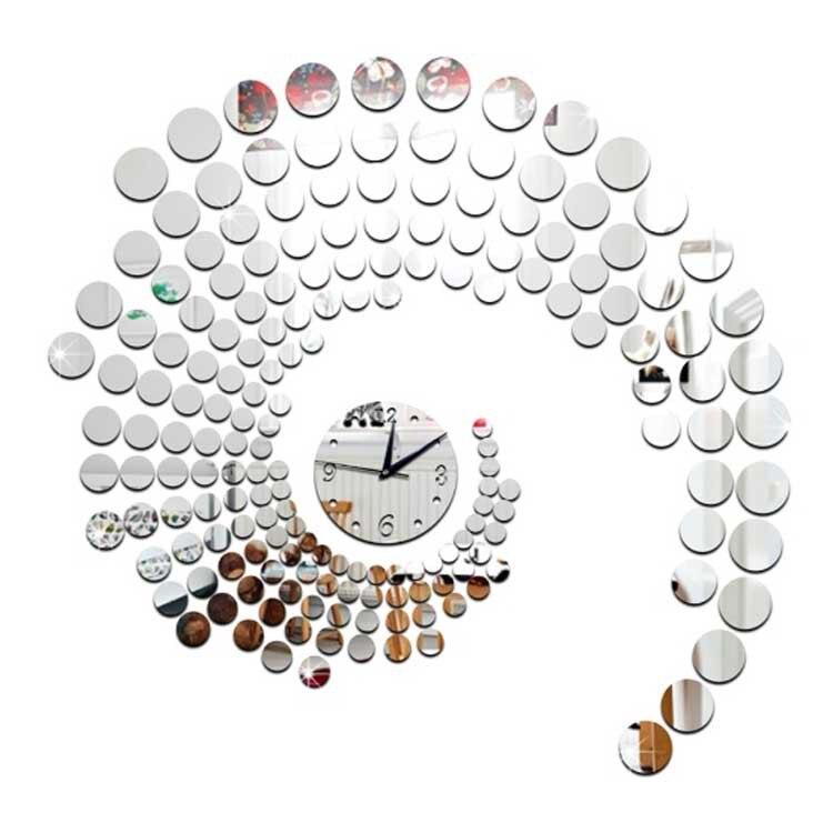 Limited Special Offer Quartz Sale Home Decor Water Needle Modern Acrylic Mirror Wall Clock Stickers Wallpaper Diy Clocks