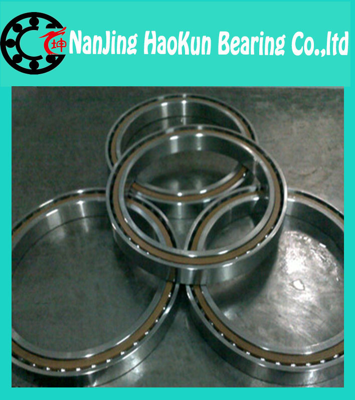 75mm diameter Angular contact ball bearings 7015 AC/P2 75mmX115mmX20mm,Contact angle 25,ABEC-9 Machine tool