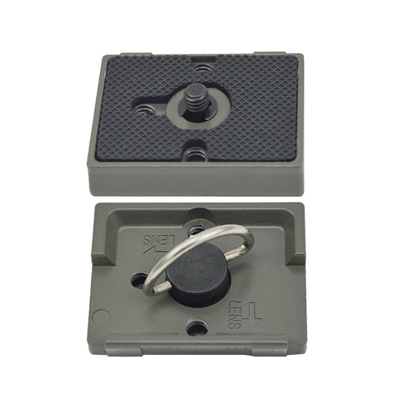 New Quick Release Plate 200PL-14 PL Compatible for Manfrotto Bogen Tripod Head