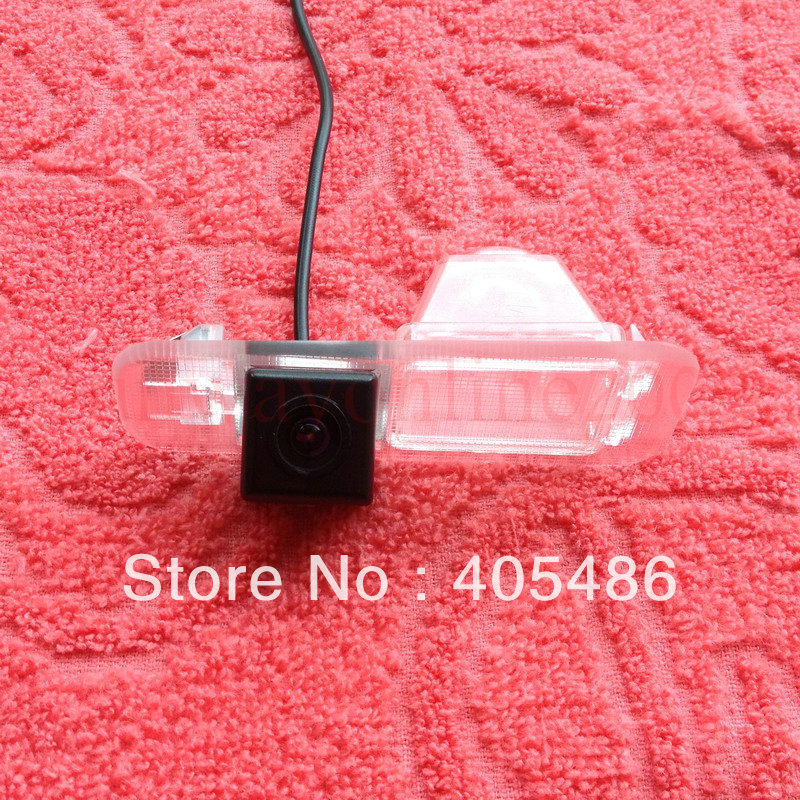 Free Shipping Wireless SONY CCD Chip Car Rear View Reverse Mirror Image CAMERA for KIA Kia