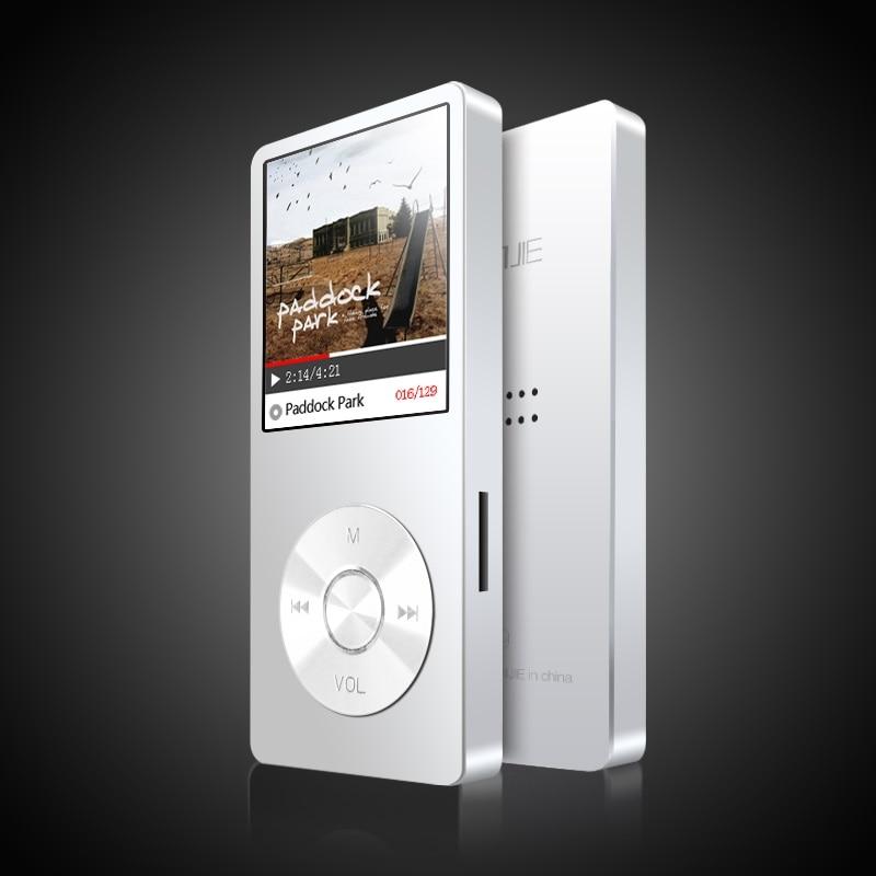 BENJIE K9 Original MP3 Music Player 8GB Metal 1 8 Screen Play 60h Lossless Sound FM