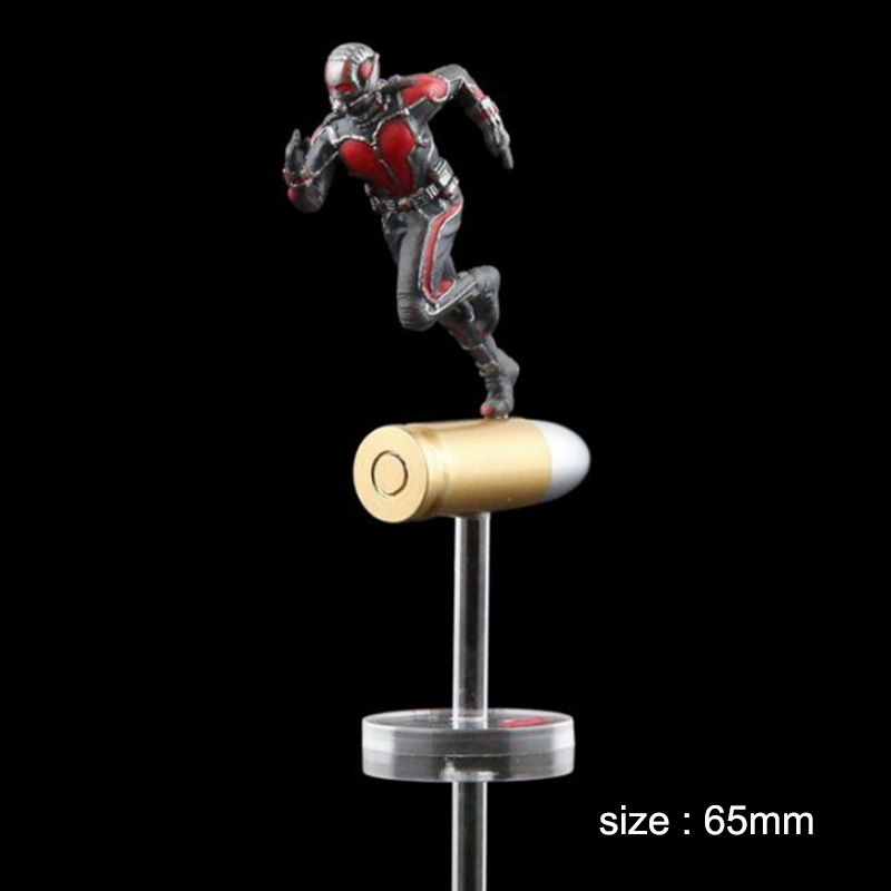 The Ant Man Action Figure Super Hero Tiny Antman Figure Kid Toys With Box