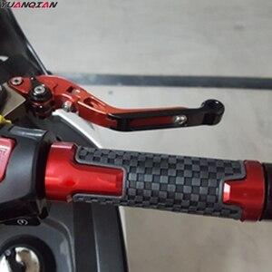Image 5 - รถจักรยานยนต์แบบปรับขยายเบรคคลัทช์มือจับ Grips สำหรับ Honda CBR954RR CBR 954 RR CBR954 RR 2002 2003