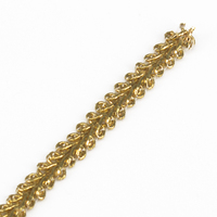 6mm Woven Gold Braided Trim Lace Fabric Ribbon Applique Tape Trimming Sewing Accessories Renda For Cloth