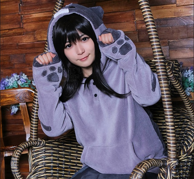 Cute Neko Girl Cosplay