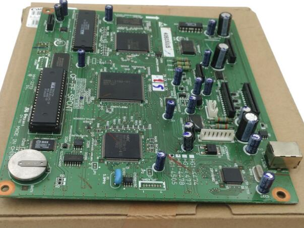 NEW FORMATTER PCA ASSY Formatter Board logic Main Board MainBoard mother board For Canon MPC190 MPC 190 MPC-190 HG1-4505-000 ipc floor pca 6114p10 rev b1 100% test