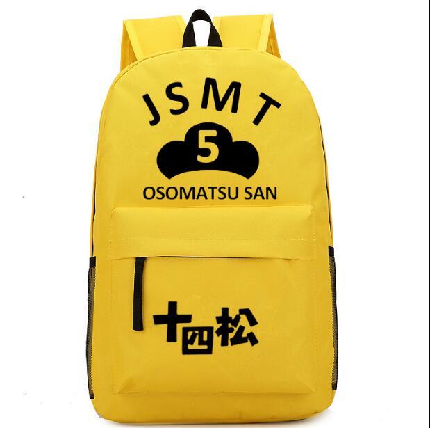 Crmt Tracolla 2 style Style Book san 3 Travel 1 Borsa Osomatsu Zaino style Osmt Bag style style Japan Anime 5 4 Scuola tUwq4xt
