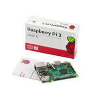 2016 Original UK Made Raspberry Pi 3 Model B 1GB RAM Quad Core 1.2GHz 64bit CPU WiFi & Bluetooth New Version Free Shipping