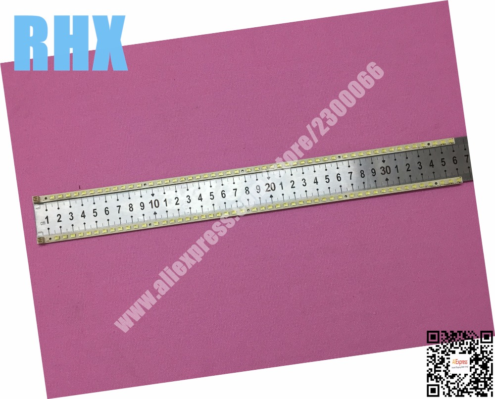 2piece FOR 32inch LCD TV LED Backlight Source 32-DOWN LJ64-02590A STS320A08-50LED-REV.6 STS320A08_50LED_rev.6 1piece=50LED 362MM