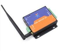 Q00211 1 Piece USR WIFIIO 83 8 Output Wifi Remote Control Relay DC 12V Power