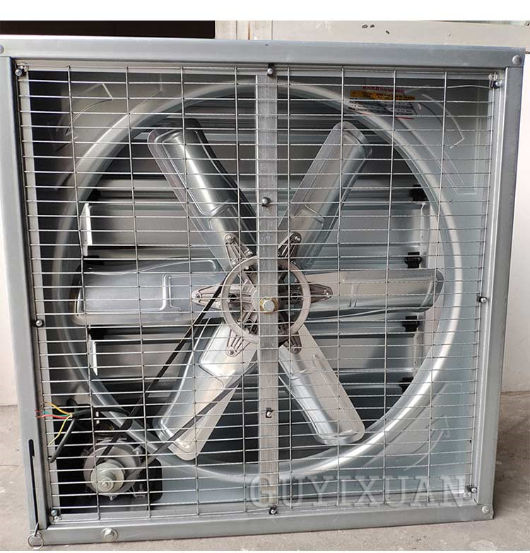 powerful ventilation and exhaust equipment high power negative pressure fan large industrial exhaust fan