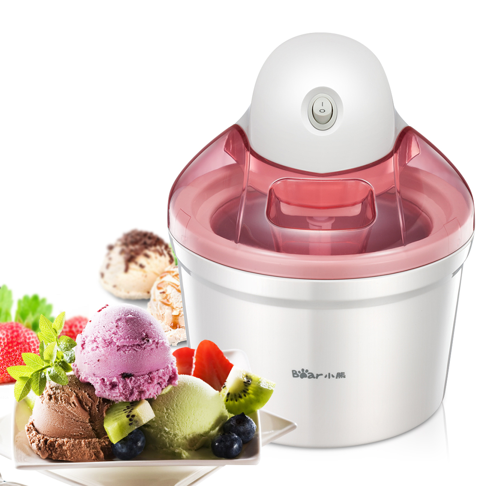 Household Ice Cream Machine Automatic Ice cream Maker High Capacity Bucket Cones Machine edtid portable automatic ice maker household bullet round ice make machine for family small bar coffee shop 220 240v 120w eu us
