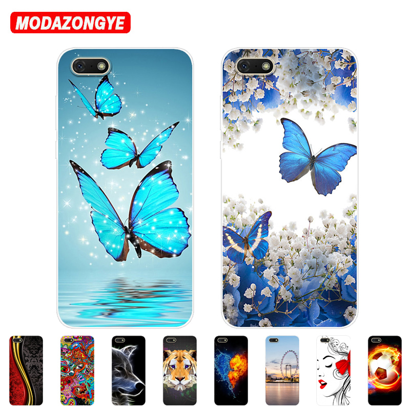 <font><b>Huawei</b></font> Y5 Prime 2018 Case Silicone TPU Soft <font><b>Phone</b></font> Case <font><b>For</b></font> <font><b>Huawei</b></font> Y5 Prime 2018 <font><b>DRA</b></font>-L22 <font><b>DRA</b></font>-<font><b>LX2</b></font> Y 5 Y5Prime 2018 Case Back Cover image