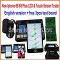 Новые! ЖК-дисплей и Сенсорный экран Digitizer сенсорный экран Тестер для iphone 6 S 6 S плюс тест доска, Топ-версия