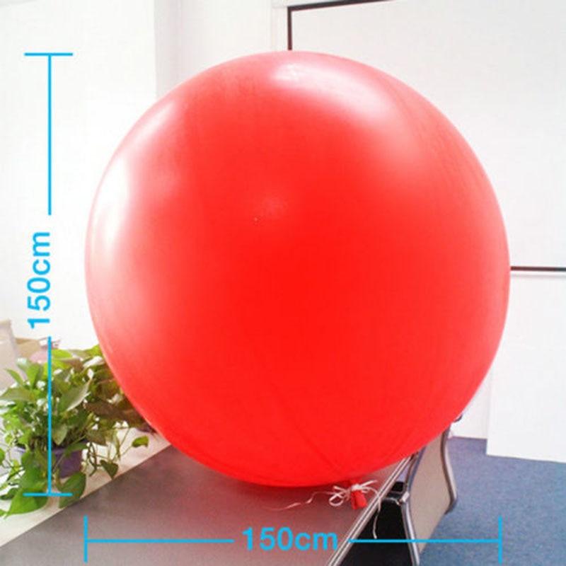 """1*Riesige Jumbo Luftballons Riesen Latex Party Performance Dekor Luftballon 72/"""""""