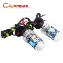 Cawanerl 55W H7 HID Xenon Bulb 12V 3000K 4300K 6000K 8000K 10000K 15000K Conversion Car Headlight Fog Lamp