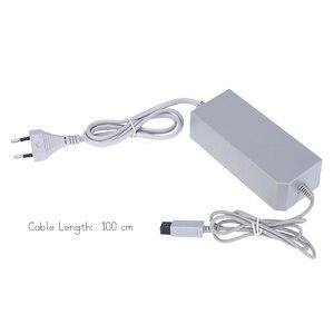 Image 5 - Nuevo adaptador de cargador para Nintendo Wii, Cable de carga de 100 240V, 12V, 3.7A, enchufe europeo