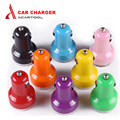 2016 New dual usb car charger power inverter car charger usb auto charger carregador veicular Free Shipping
