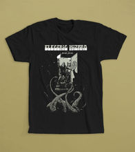 ELECTRIC WIZARD SATANS SACYRS ENGLISH DOOM METAL BAND T-SHIRT TEECool Casual Sleeves Cotton T-Shirts Fashion