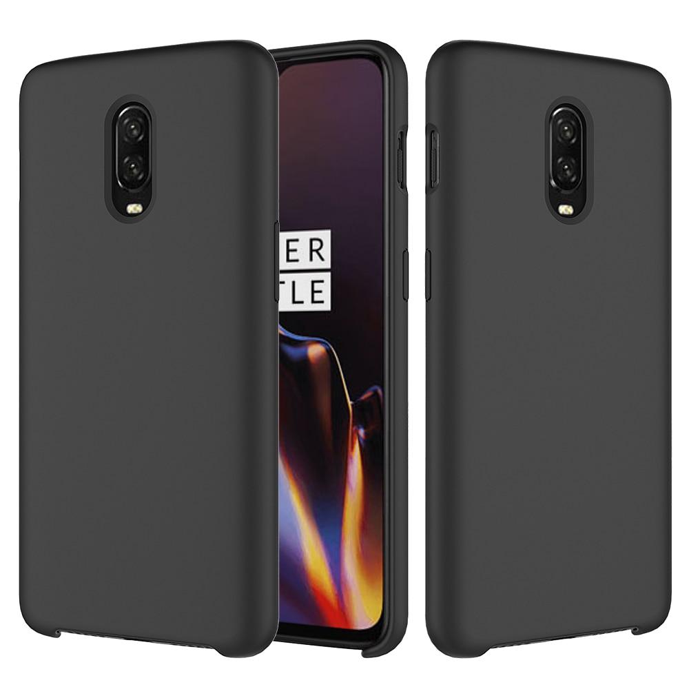 Original Case For Oneplus 6t Case One Plus 6t Mclaren: Asuwish Original Silicone Case For OnePlus 6T Smooth Gel