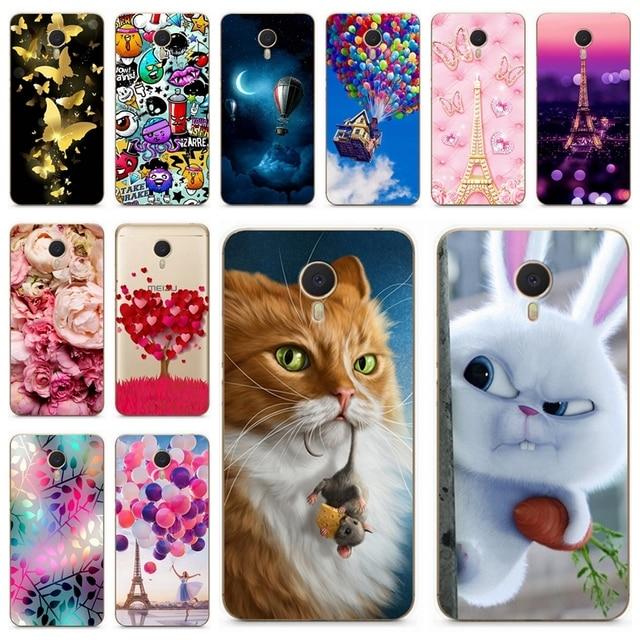 Phone Case For Meizu M3 note M3 M3 mini M3S M3S mini Soft TPU Silicone Cover FOR Meizu M 3 Note 3 mini 3 s Mini Back Cases Cover