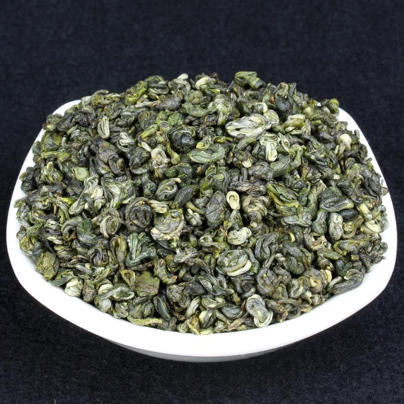 [GREENFIELD] 2016 Fresh Spring Premium China Yunnan Bi Luo Chun 500g BiLuoChun Green Tea,Green Snail Spring, Pi Lo Chun Tea