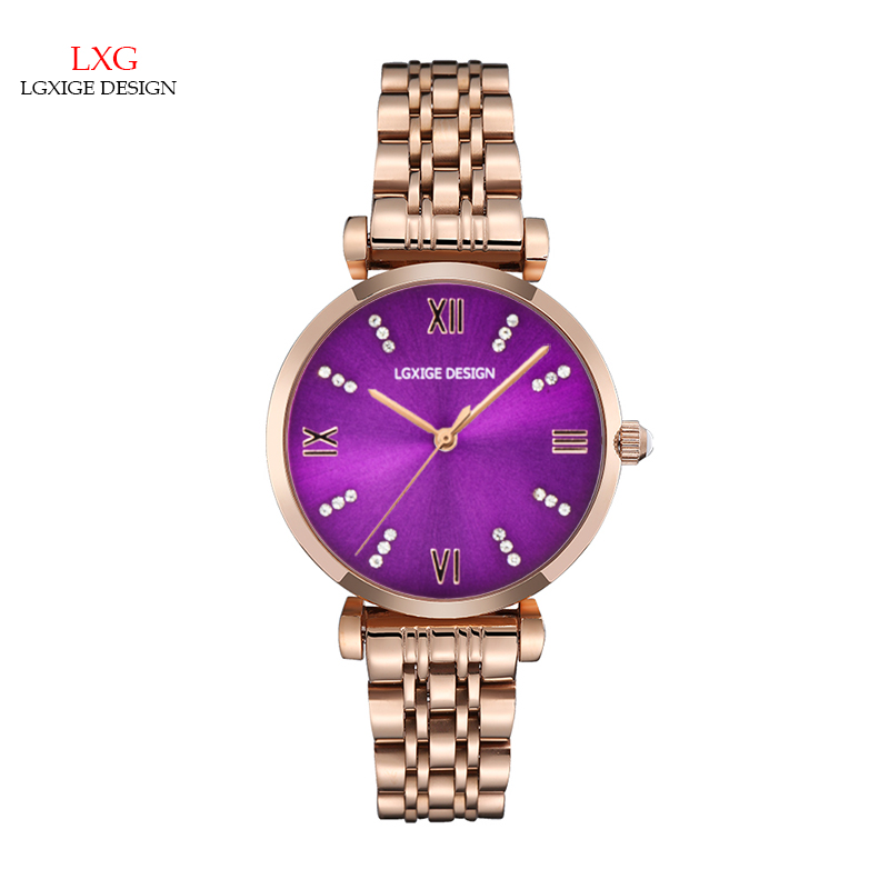 Fashion Women Watches Luxury Brand Quartz Ladies Watch Women Wrist Bracelets Diamond Rose Gold Female Clock relogio feminino weiqin real ceramic women watch brand luxury diamond fashion watches ladies rose gold wrist watch quartz hours relogios feminino