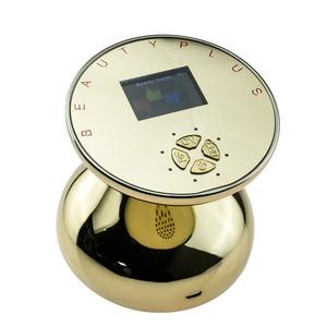 Image 3 - RF ultrasonik kavitasyon vücut zayıflama masaj makinesi LED foton ultrasonik terapi Fat Burner yüz germe cilt sıkma