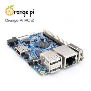 Image 3 - Orange Pi PC2 H5 64bit Support ubuntu linux and android mini PC Development Board