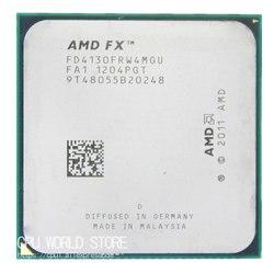 AMD FX 4130 AM3 + 3.8 GHz/4 MB/125 W Quad Core CPU Prosesor FX Serial Potongan FX-4130 Jual FX 4130 4200