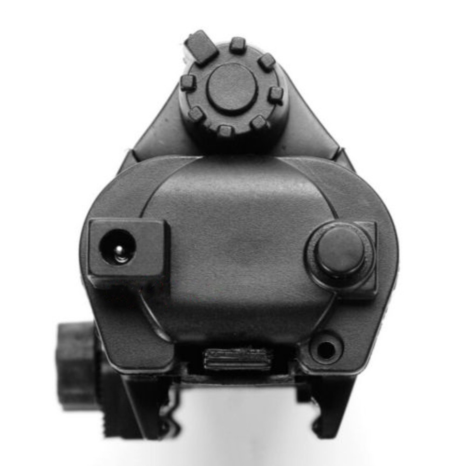 2 in 1 Combo Tactical Pulsed Green Laser Sight with 200LM LED Q5 Flashlight for Hunting Rifle and Pistol Glock 17   19 22-2