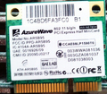 AzureWave AR5B95 AW-NE785H AR9285 Media Mini PCI-e Tarjeta Wifi WLAN Inalámbrica