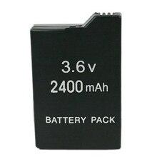 AIMIHUO Detalhes sobre ESTENDIDA 3.6 v 2400 mah Bateria de Substituição para PSP Slim Eletrônico 2000 3000
