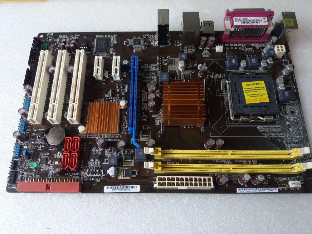 For Asus P5QL SE P43 chipset motherboard 775 pin DDR2 single display quad-core board
