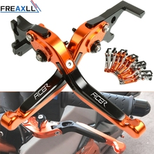 For KTM RC8R RC 8R 2009-2016 CNC Aluminum Motorbike Levers Accessories Motorcycle Brake Clutch Levers Folding Extending cnc aluminum motorbike motorcycle brake clutch levers foldable extendable for ktm rc8 rc8r rc 8 rc 8r rc 8 8r 2009 2016