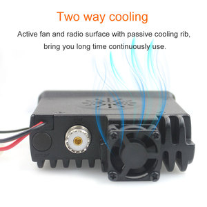 Image 5 - BAOJIE Walkie Talkie BJ 318 25W Dual Band 136 174&400 490MHz Car FM Radio BJ318 (upgrade version of BJ 218)