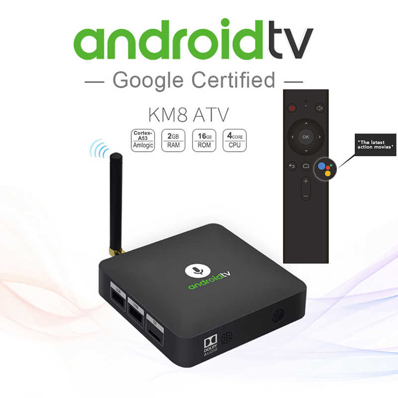 Detail Feedback Questions about Mecool KM8 TV Box Android 8 0 Voice
