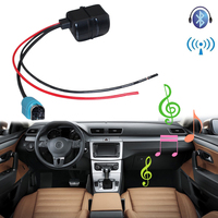 Lonleap Car Bluetooth Wireless Module For Alpine Radio Aux Cable Adapter With Filter Audio Input