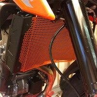Motorcycle Accessories Radiator Grille Cover Guard Protection Motor Protetor For KTM DUKE 390 790 DUKE390 DUKE790 2017 2019
