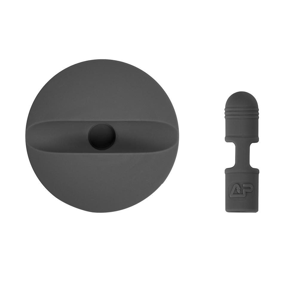 Alarm 2018 Siliconen Anti-verloren Stylus Touch Pen Cap Cover Mount Houder Voor Apple Potlood