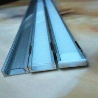 5 30pcs/lot 1m 40inch/pc aluminum profile for led strip,led channel for 8 11mm PCB board led bar light,YD 1102