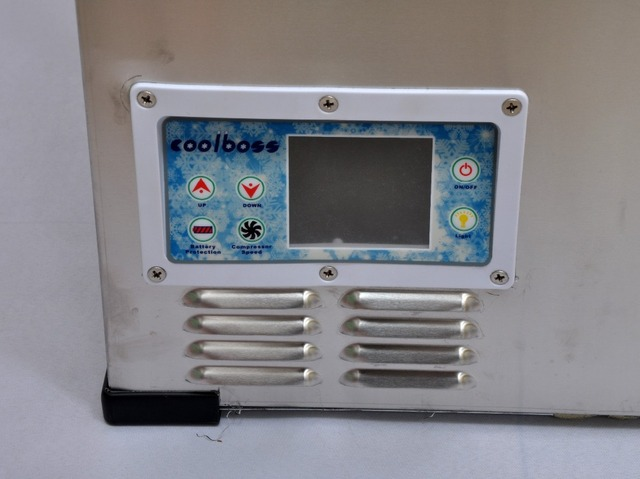 115L AC/DC kompressor Kühlschrank, haushalt outdoor kühlschrank ...
