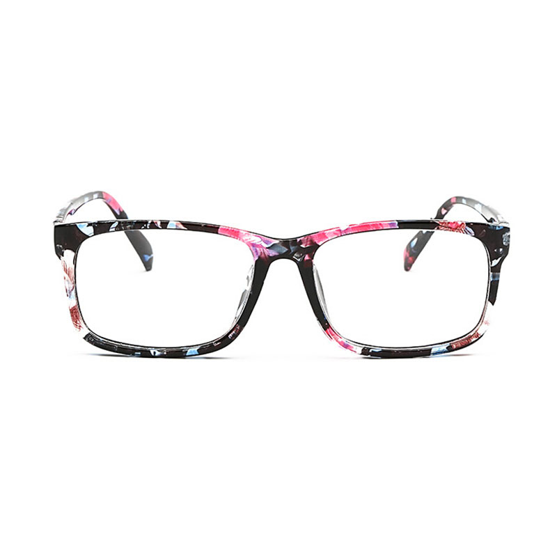 96116c3e94 Eyewear Frames Optical Myopia Clear Lens Glasses Frame Female Hipster  Vintage Spectacle Frame Big Eyeglasses Women Brand 8012-in Eyewear Frames  from Apparel ...