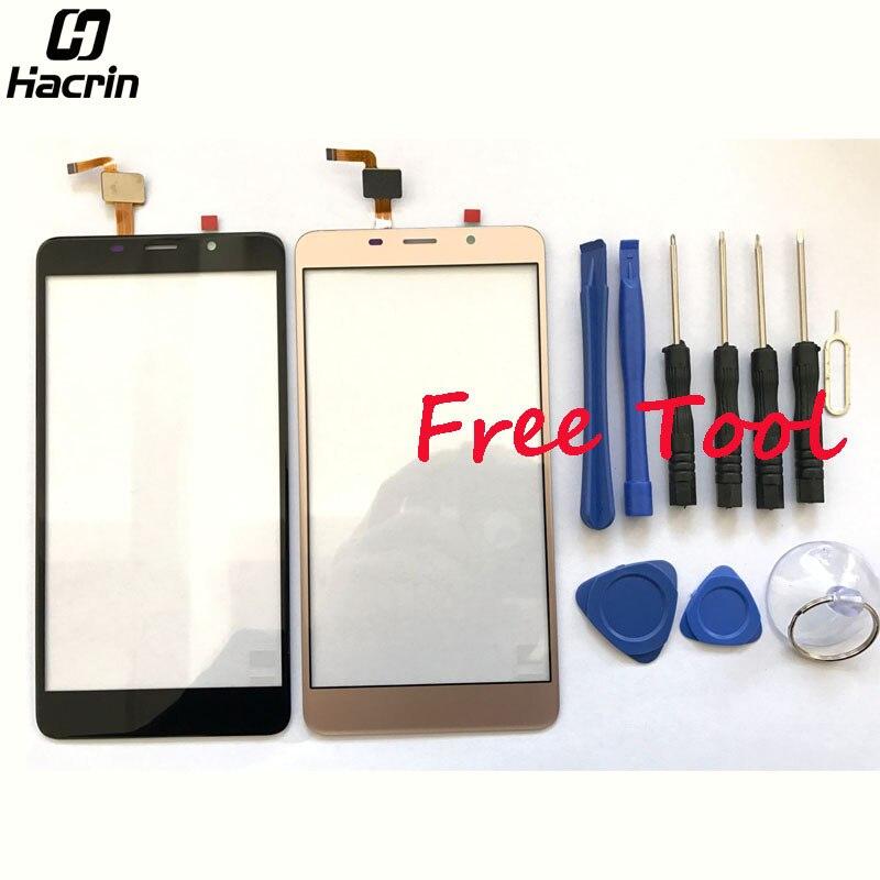 עבור Leagoo M8 מגע מסך 5.7 inch החדש מסך Digitizer זכוכית לוח עצרת Replacemen עבור Leagoo M8 פרו טלפון נייד