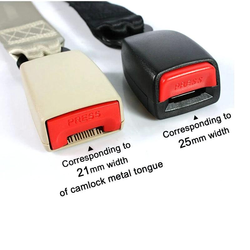 Aliexpress.com : Buy E24 Car Seatbelt Extension Safety Seat Belt ...