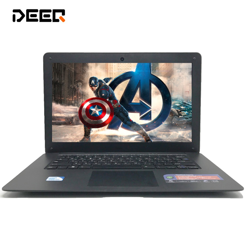 DEEQ 14 Inch Slim Laptop INTEL Pentium N3520 8G Ram 1TB HDD Windows 10 Notebook PC Laptop Computer